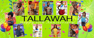 TALLAWAH Magazine: The Best of Jamaican Culture