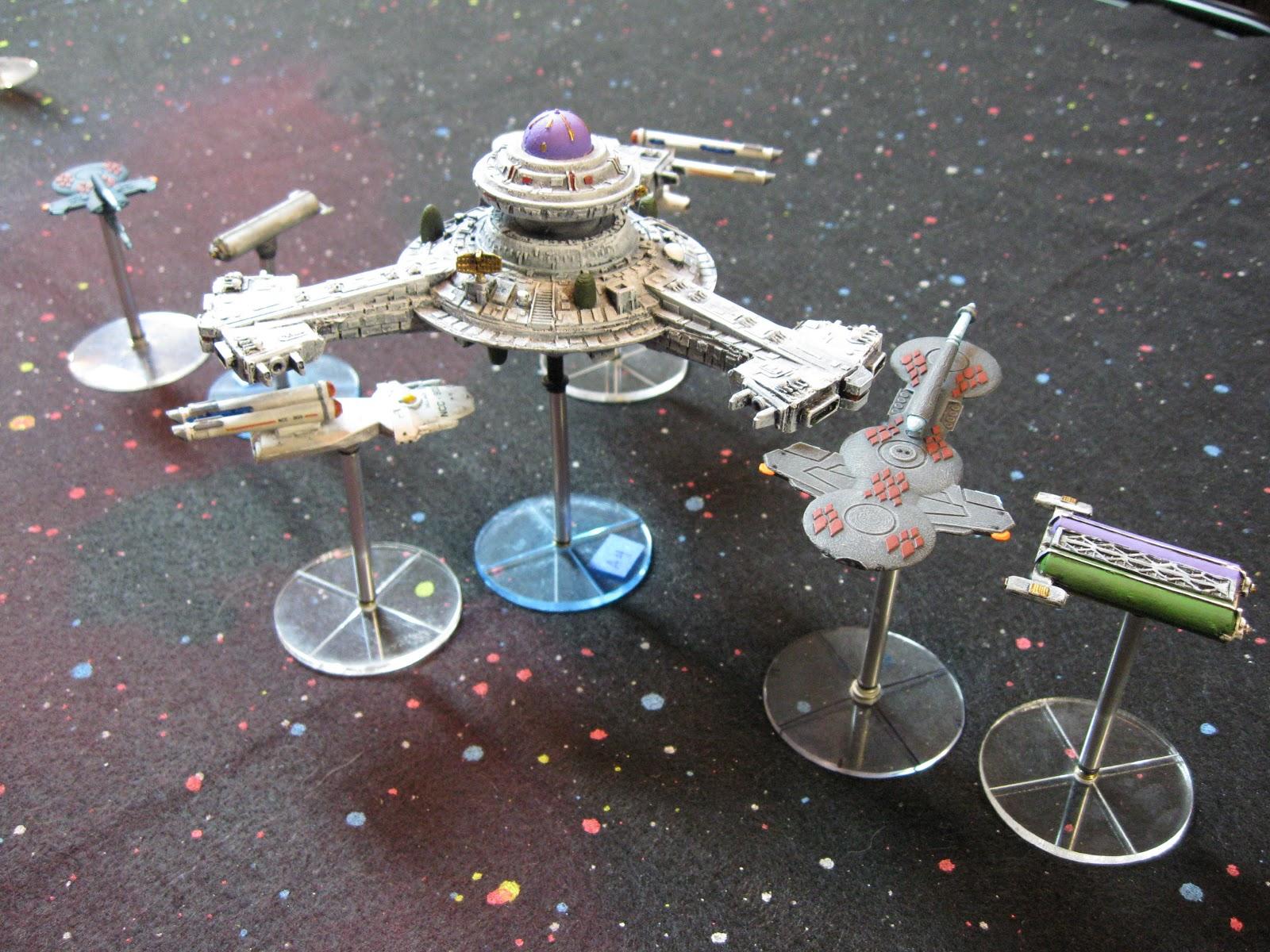 how to play star fleet battles