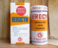 salep atau krim yang mengandung kortikosteroid seperti hydrokortison