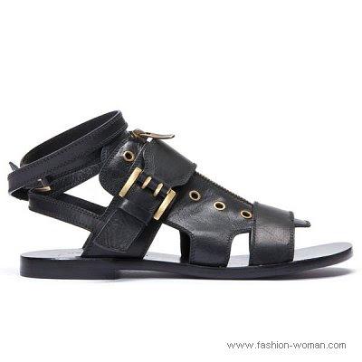 obuv barbara bui vesna leto 2011 24 Жіноче взуття від Barbara Bui
