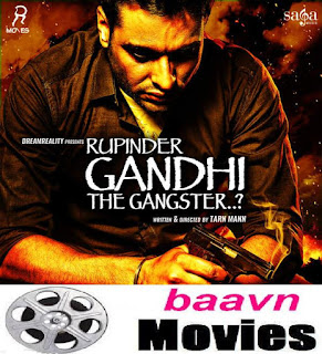 Rupinder Gandhi The Gangster (2015)