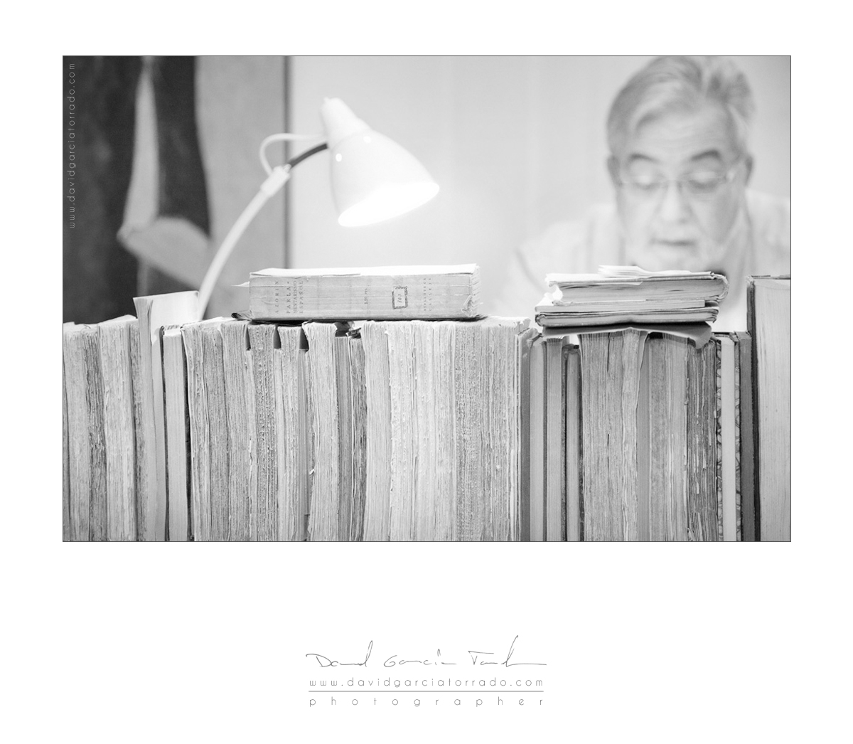Tomás Paredes 2012 Madrid | Art critic | David García Torrado. International photographer, Asturias, Madrid, Munich.