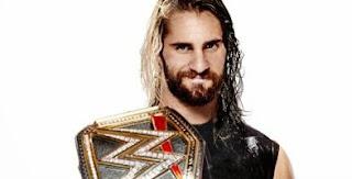 WWE Champion Seth Rollins NXT wrestling