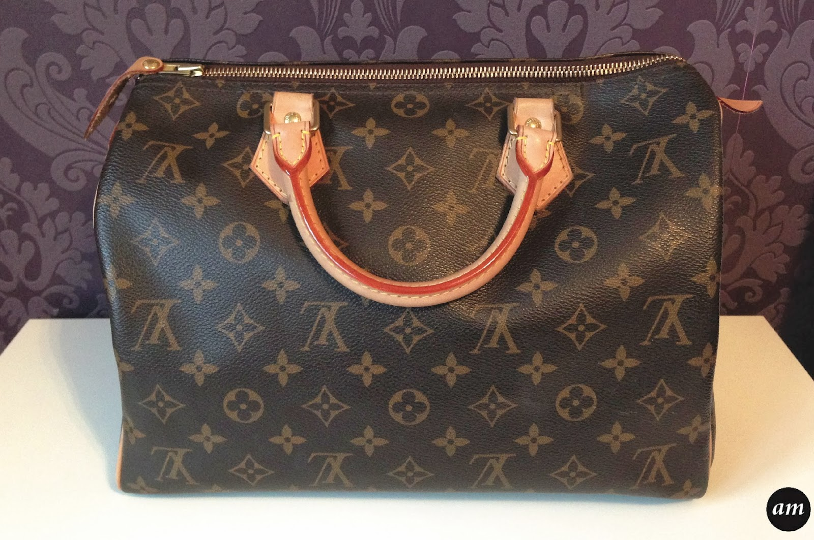 8708d50c865d Louis Vuitton Speedy 30 Bag Review