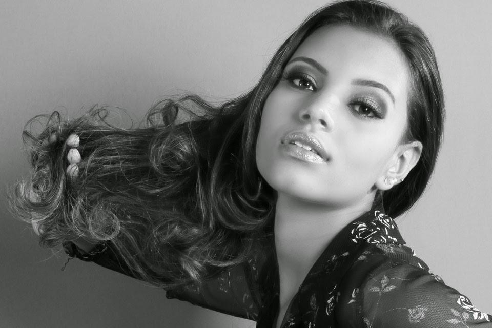 Ingrid Santos, Miss Visconde do Rio Branco 2015 - Foto: Marcos Januário