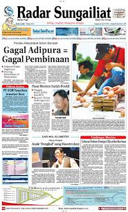 Koran Digital (e-Newspaper)