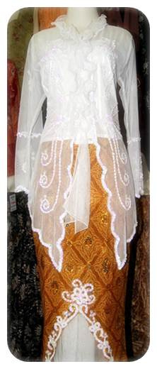 Kebaya - Wikipedia, the free encyclopedia