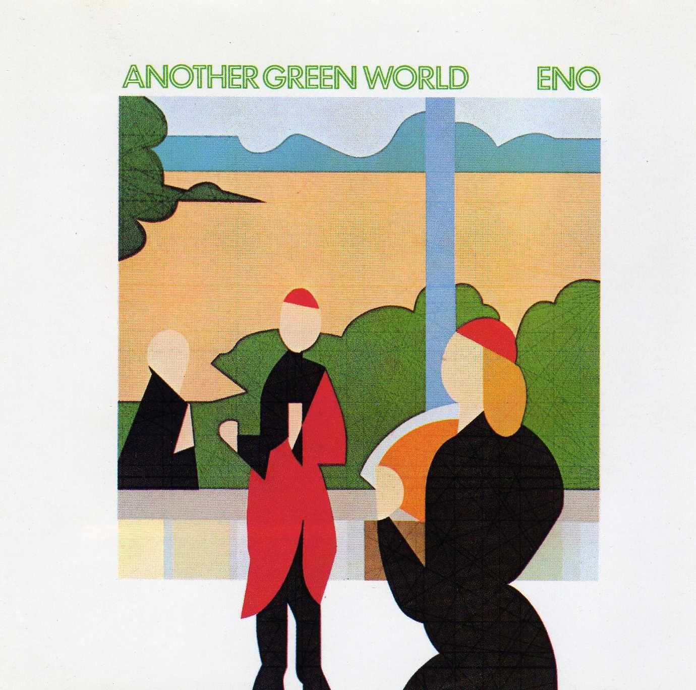 Jazz Rock Fusion Guitar Brian Eno 1975 Another Green World