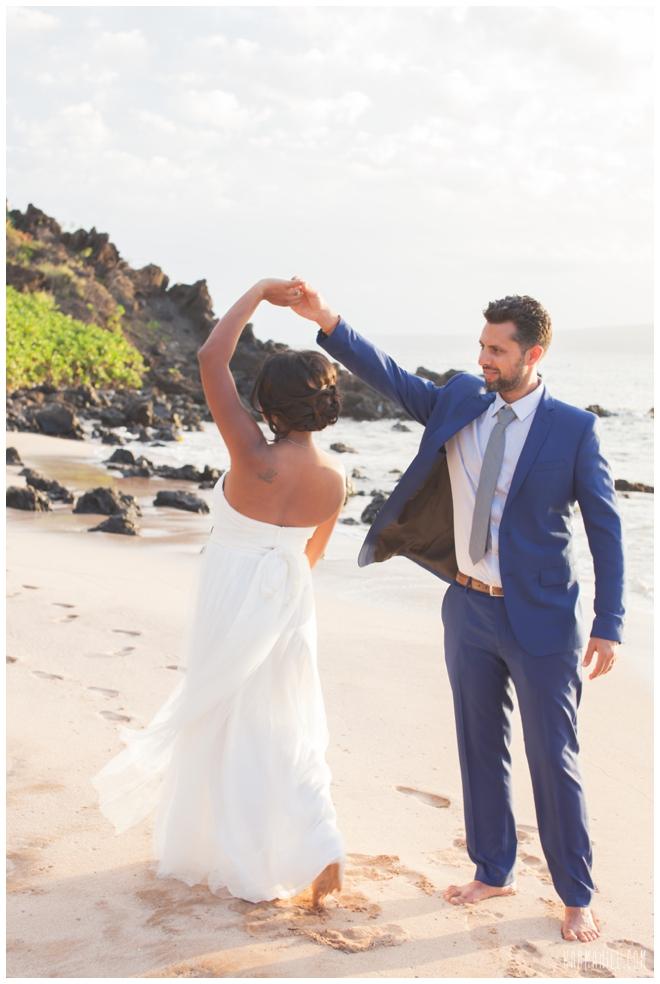 What Should A Groom Wear For Maui Beach Wedding