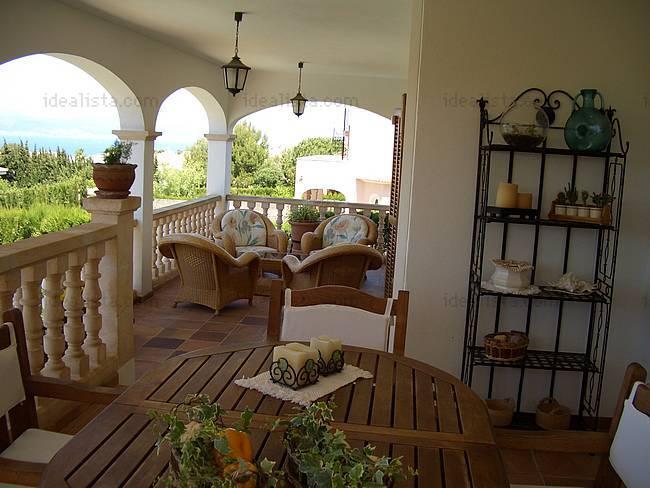 Fotos de terrazas terrazas y jardines acabados de for Casas con jardin y terraza