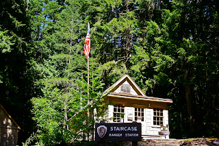 Staircase Ranger Station