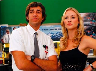 TV Romance Competition - R2 - Chuck & Sarah (Chuck) vs. Mulder & Scully (X-Files) & Chuck & Blair (Gossip Girl) vs. Finn & Rachel (Glee)