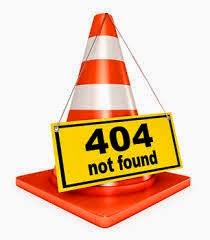 اعادة النظر في معالجة الأخطاء 410 و 404 في سيو