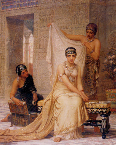 Edwin Longsden Long esther