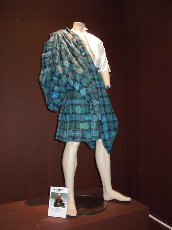 Highlander movie costume