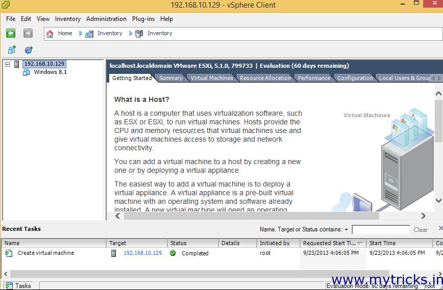 vmware esxi 5.5 evaluation download
