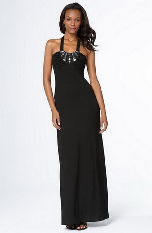 Модель платья в греческом стиле