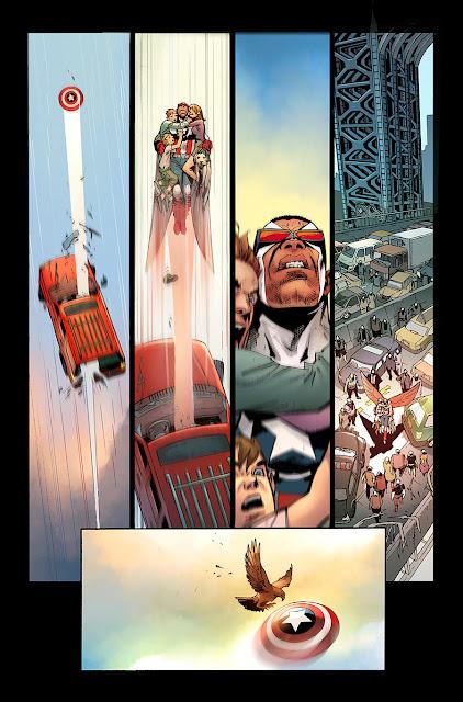All-New, All-Different Avengers Adam Kubert