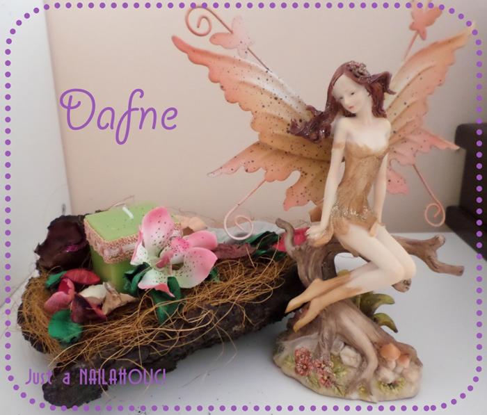 Dafne Reto Fairy's Tale. Nails Hagamos Nails