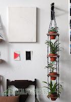 model pot gantung untuk rumah