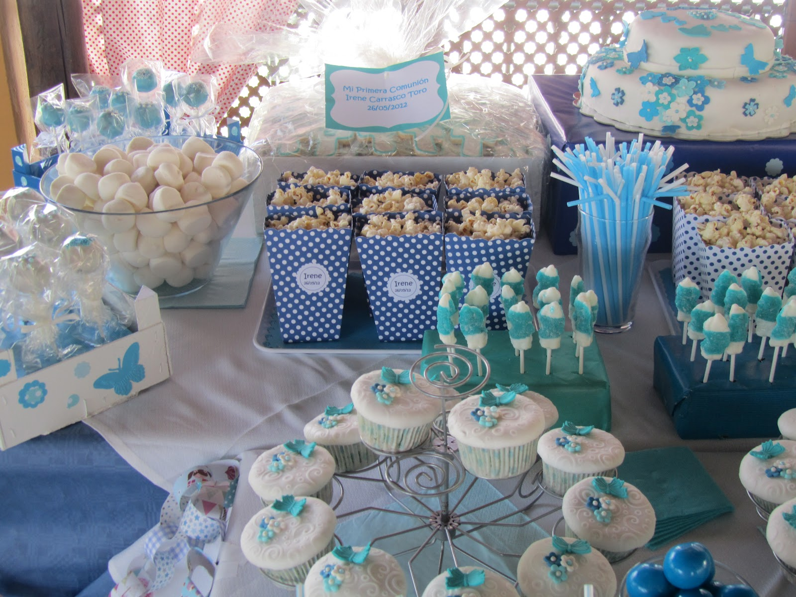 Mesa frozen birthday ideas pinterest mesas and frozen for Ideas para mesas dulces
