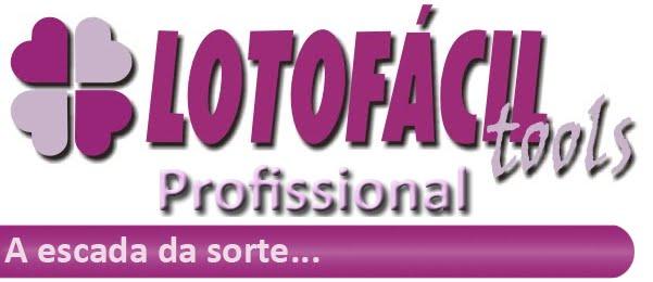 Lotofácil Tools Profissional