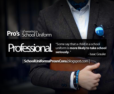 school uniform pro contra essay