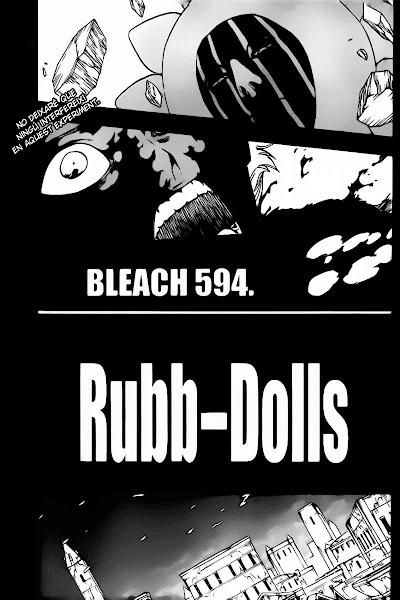 Seireitei no Fansub. Bleach 594 07