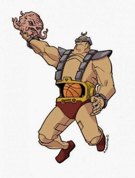 villanos baloncesto