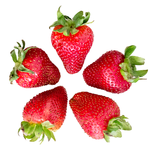 Sweet Strawberry Snack | LLK-C.com