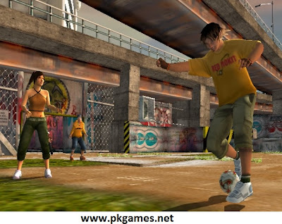 urban freestyle soccer game free download full version