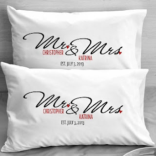 As One Of Essential Wedding Gifts The Pillow PERSONALIZED With First Names And Last Name Date Will Be A Perfect Gift For Couple
