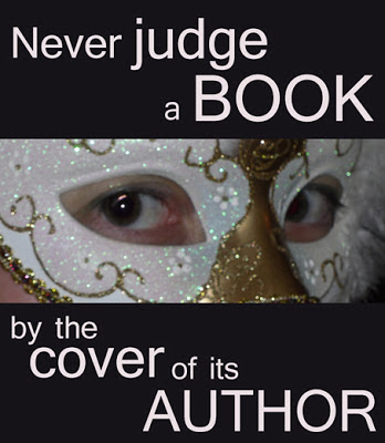 never judge a book by its author