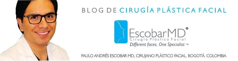 Dr. Escobar,  Rejuvenecimiento facial y Cirugía plástica facial. Bogotá Colombia