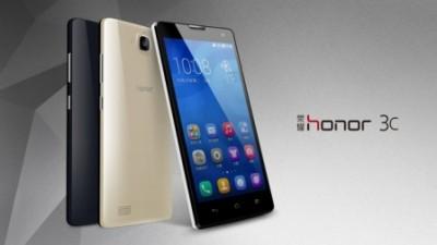 Dalam 36 Jam Huawei Honor 3C Dipesan 1,5 Juta Unit