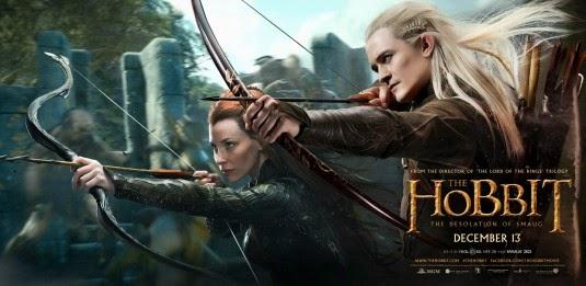 Film The Hobbit 3 Menjadi The Hobbit: Into The Fire