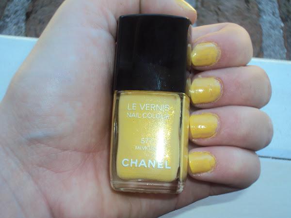 Chanel - 577 Mimosa.