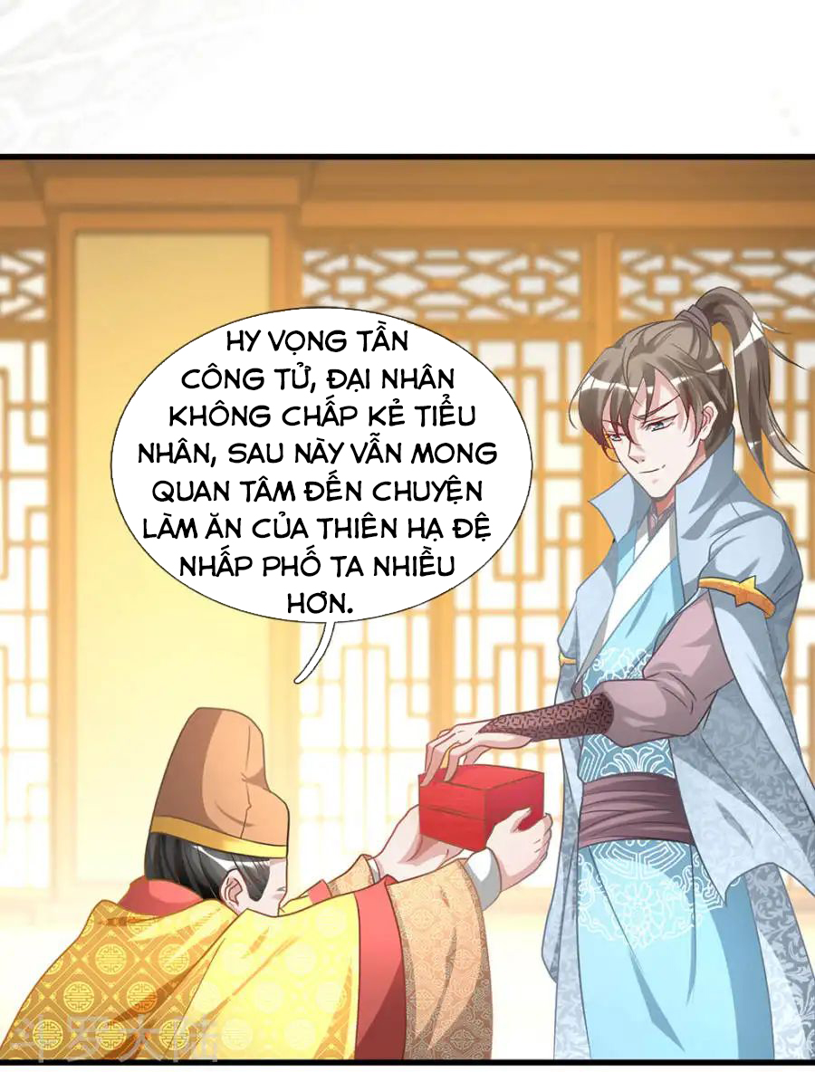 Nghịch Thiên Kiếm Thần Chap 24 page 5