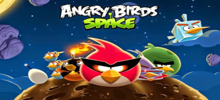 Download Angry Birds Space Premium Apk