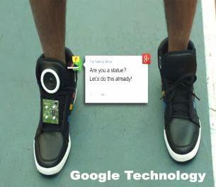 Google Talking Shoes: Features, Design, Preview