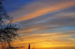 Farben am Himmel...