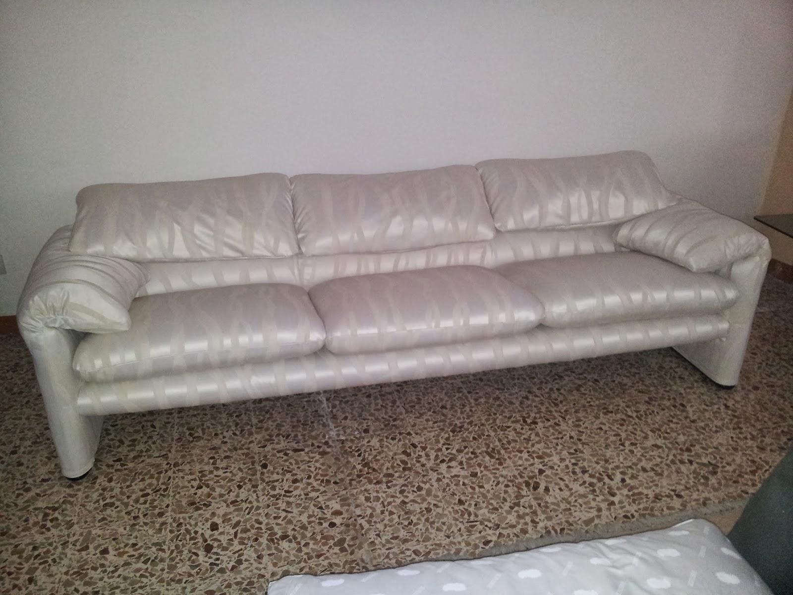 Divani su misura e su disegno impossible is nothing bespoke and custom made furniture - Divano letto cassina ...