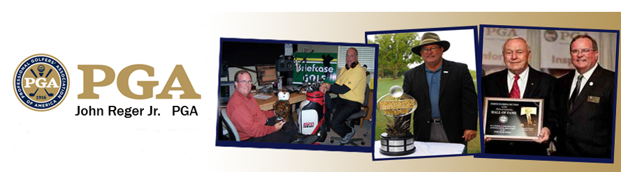 Briefcase Golf Radio