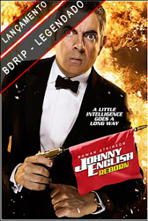 O Retorno de Johnny English Legendado