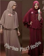 92239 Mariam Maxi Hoodie SOLD OUT