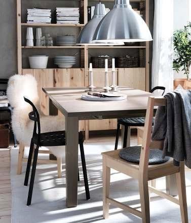 Comedores Ikea Fotos. Good Mesas Comedor De Ikea Mueblesueco With ...