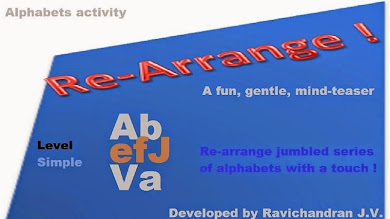 ReArrange - Fun for kids with Alphabets (2013)