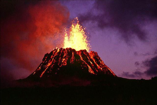 cabulco erupción poema