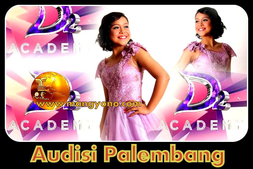 D'Academy 2  Audisi Palembang  5 Februari 2015