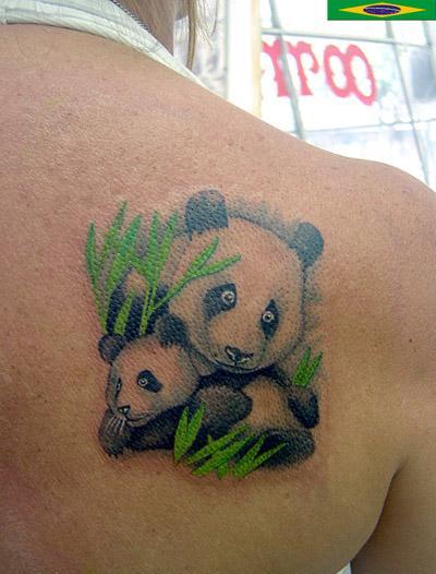 funmasti4u kung fu panda tattoos designs. Black Bedroom Furniture Sets. Home Design Ideas